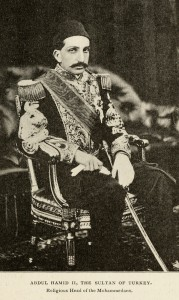 Sultan Abdulhamid II, photo Ottoman Imperial Archives sur Flickr.