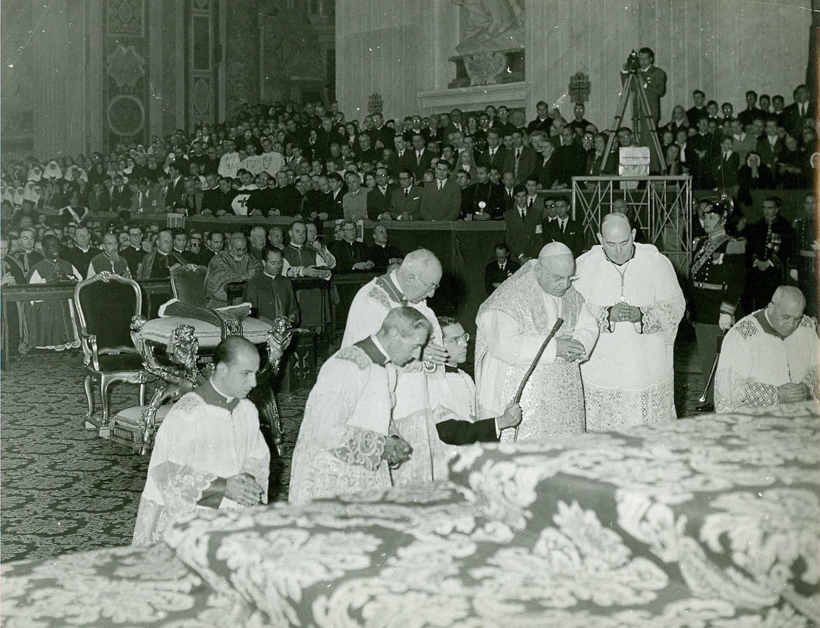 Photo de Medici con l'Africa CUAMM sur Flickr, 11/10/1959